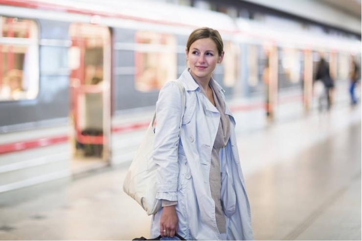 cestování pražské metro