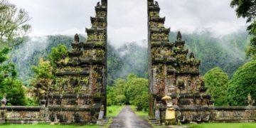 ostrov Bali