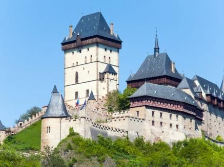 Rekreace přesně tam, kde trávil své volné chvilky i Karel IV.