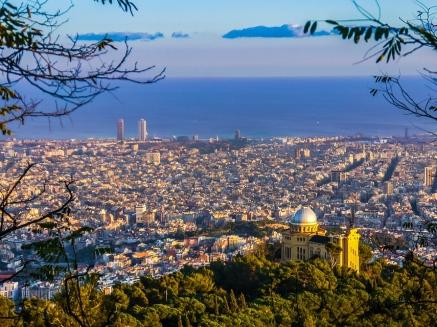 Španělsko je země mnoha krás